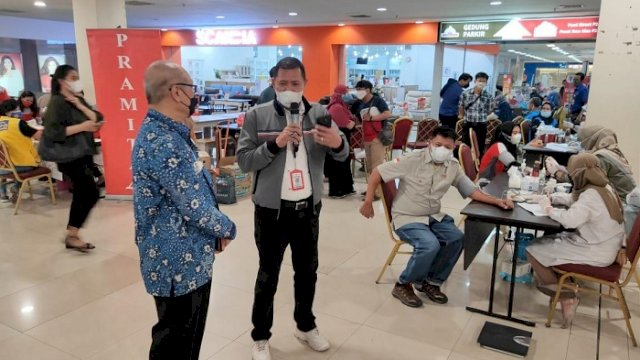 Kumpulkan 253 Kantong Darah, PMI Makassar Apresiasi Donor Darah Lions Club