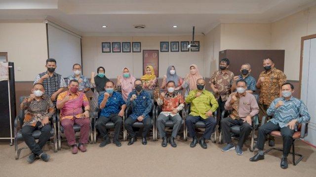 DPRD Makassar Lepas Sambut Pejabat Struktural, Ini Nama-namanya