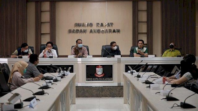 DPRD Makassar Terima Kunjungan dari Berbagai Daerah