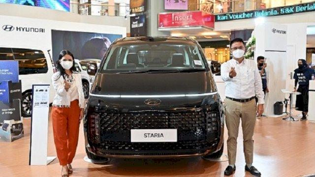 Hyundai STARIA Resmi Mengaspal di Makassar, Dibanderol Mulai Rp893 Juta