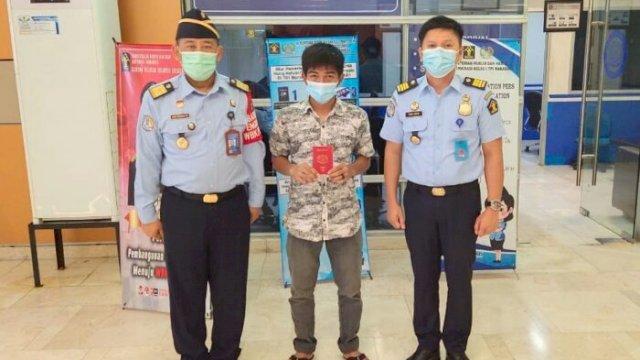 Kemenkumham Sulsel Sudah Deportasi 19 WNA sejak Januari Hingga September 2021