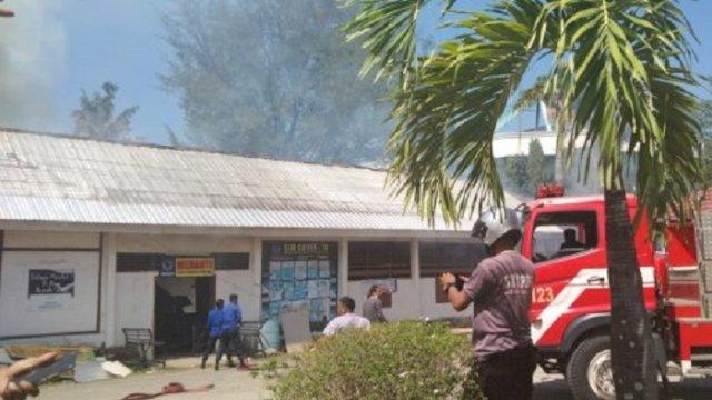 Petugas Sudah Padamkan Api di RS Dadi Makassar, Kebakaran di Ruang Perawatan Meranti