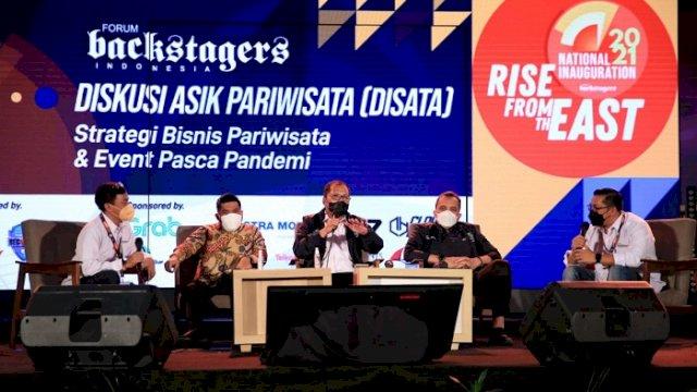 Beberkan Konsep 5.000 Lorong Wisata, Danny: Jadikan Makassar sebagai Kota Event