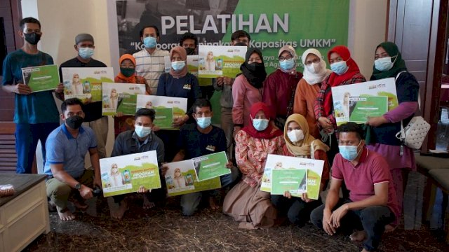 Anir Peduli Latih UMKM di Pangkep, Andi Nirawati: Membentuk Calon Pengusaha Tangguh