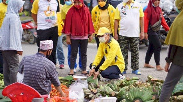 Taufan Pawe: Ingatki, Pak Airlangga untuk Pilpres 2024