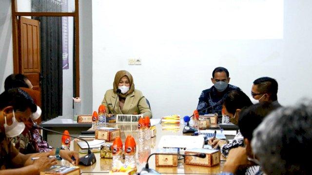 Wawali dan Dewan Pendidikan Bahas Rencana PTM, Fatma: Pemkot Tidak Gegabah