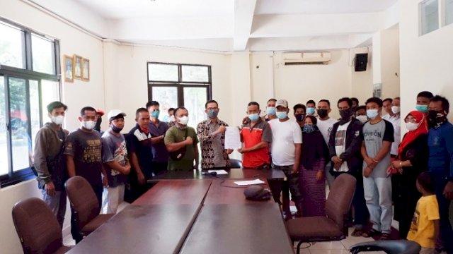Sejumlah Petugas Kebersihan Tamalanrea Ngadu ke DPRD Makassar, Ini Penyebabnya