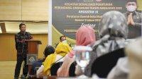 Dukung Pemberian ASI Eksklusif, Fasruddin Rusli Minta Ruang Laktasi Diperbanyak