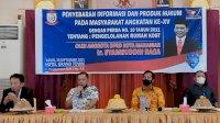 Awasi Pengelolaan Rumah Kos, Syamsuddin Raga Minta Peran RT/RW Dimaksimalkan