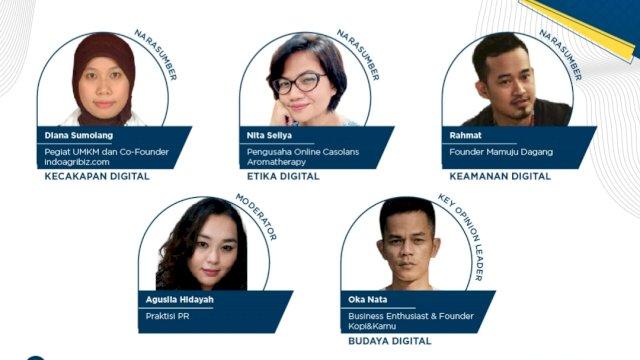 Produktif di Era Internet, Manfaatkan Platform Digital untuk Tingkatkan Pemasaran