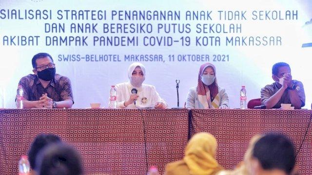Indira Ingin Wujudkan Pendidikan Berstandar Internasional di Tiap Kecamatan