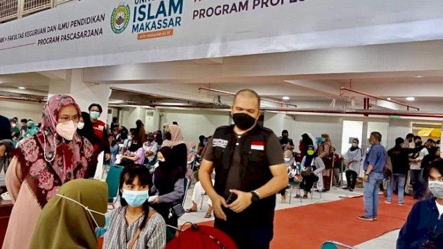 Yayasan Kalla-UIM Kembali Gelar Vaksinasi, Majdah: Kami Komitmen Lawan Covid-19