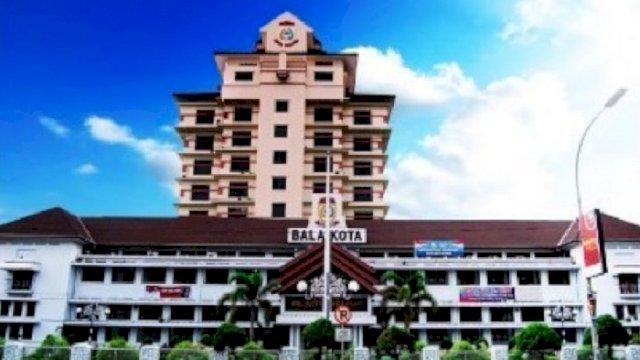 Balaikota Makassar (int)