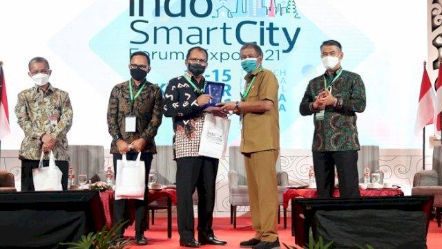 Jadi Pembicara di Indo Smart City Forum, Danny Sebutkan Smart City Solusi di Tengah Pandemi