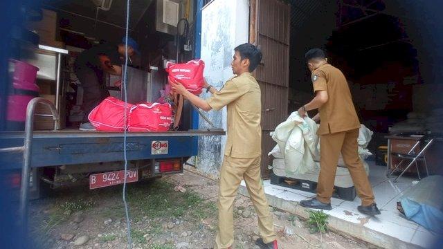 Dinsos Sulsel Siapkan Bantuan Logistik Tambahan untuk Korban Banjir dan Longsor di Luwu