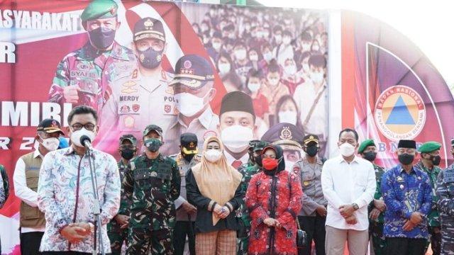 Edukasi Prokes, Pemkab Gowa akan Bagikan 50 Ribu Masker