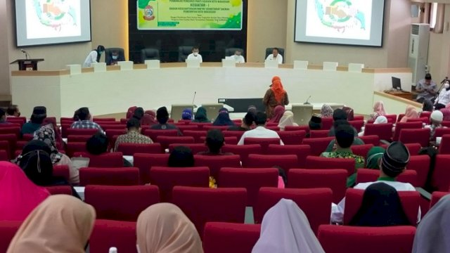 Bentuk Perhatian Pemkot ke Anak Panti Asuhan, Bagian Kesra Makassar Gelar Pelatihan
