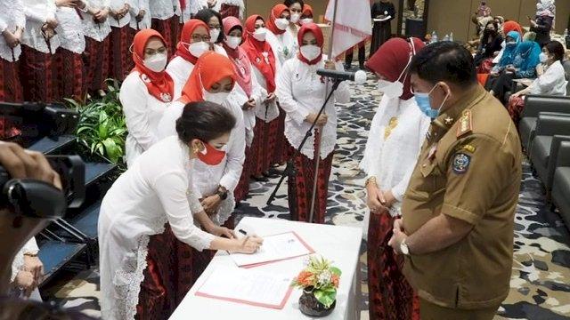 Sekprov Lantik DPD Perempuan Indonesia Maju Provinsi Sulsel