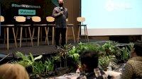 Program HUB.ID, Sekkot Makassar Paparkan Pentingnya Pengembangan Startup